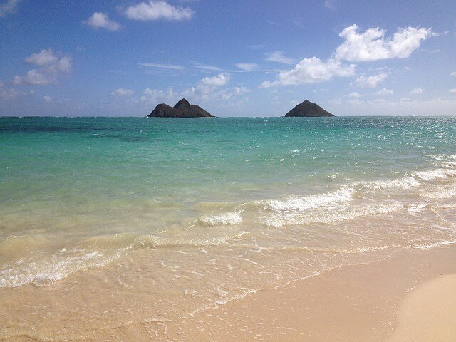 Lanikai Beach - Top Beaches in East 'Windward' Side of Oahu